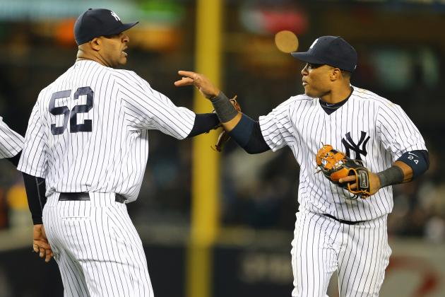 CC Sabathia Hopeful About Robinson Cano, Upbeat About Himself