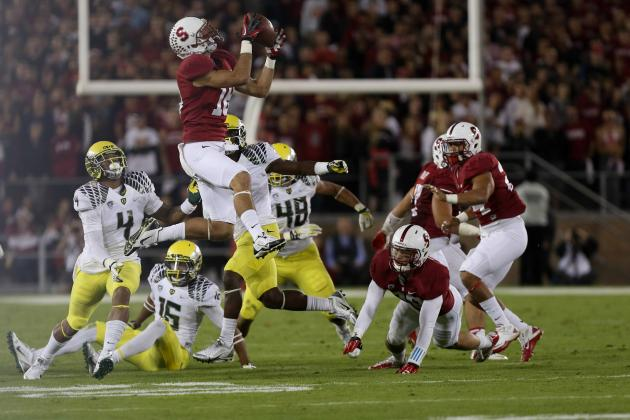 Stanford Football: Standout Stats from the Stunning Upset over Oregon