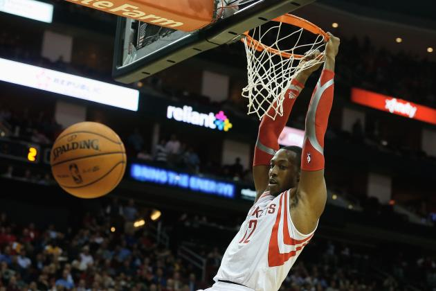 Dwight Howard Must Be Aggressive on Offense for Houston to Become a Contender