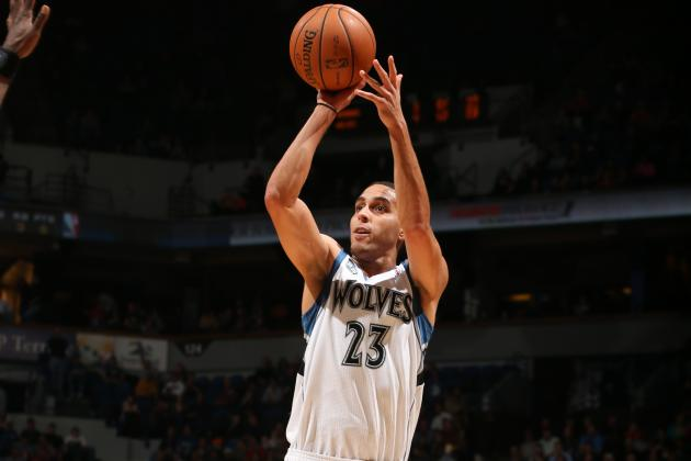 Could Minnesota's Other Kevin Get the T-Wolves over the Hump in 2013-14?