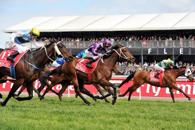 Emirates Stakes Day 2013 Results: Winner, Payouts and Order of Finish