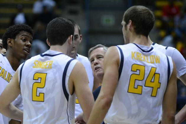Freshman Bird Shines in Cal Basketball Opener