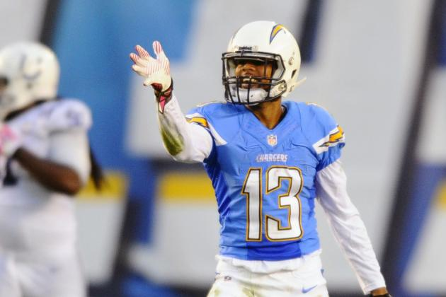 Why the Chargers' Keenan Allen Is a Legitimate Rookie of the Year Candidate