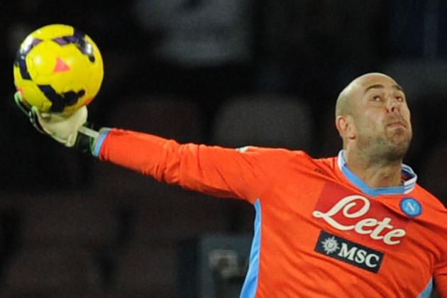 Reina: My Barca Transfer Fell Through