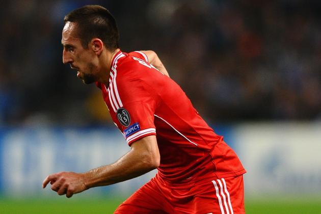 Bayern Announce Lineup vs. Augsburg