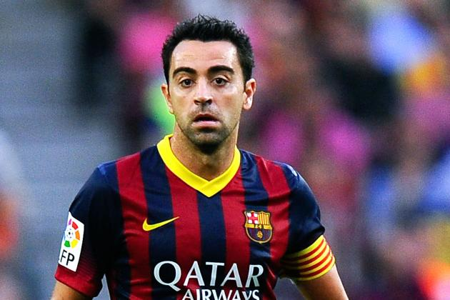 Xavi: 'I Feel More Important Than Ever'