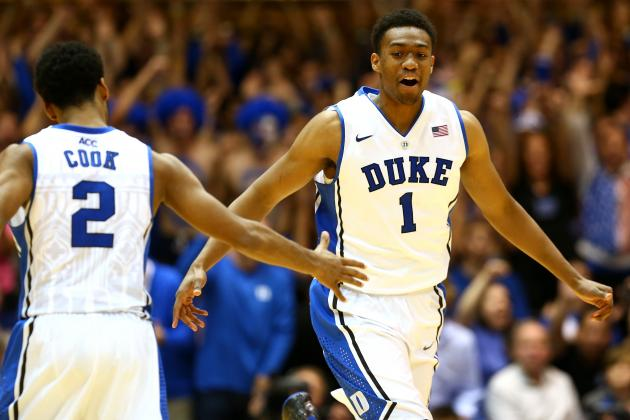 Duke vs. Davidson: Player Grades for the Blue Devils