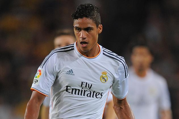 Varane, Modric in Lineup for Sociedad Clash