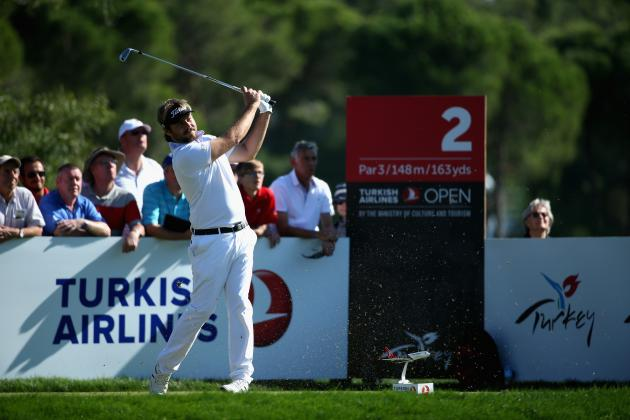 Turkish Airlines Open 2013 Leaderboard: Day 3 Analysis, Highlights and More