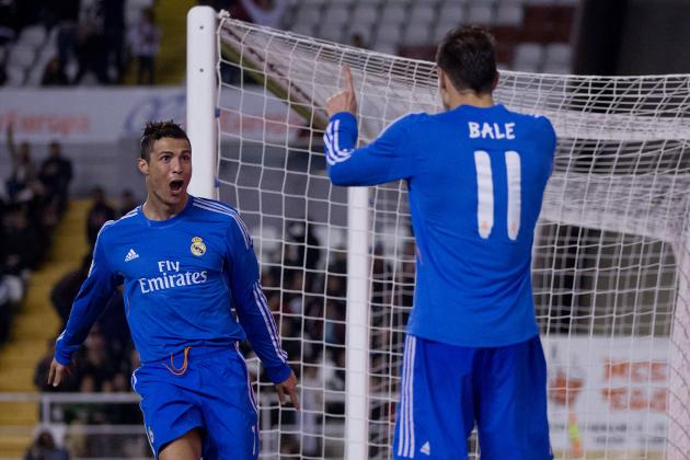 Gareth Bale's Partnership with Cristiano Ronaldo Won't Cover Shaky Real Defence