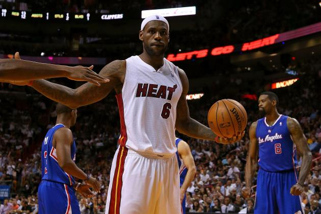 Miami Heat: Should LeBron James' Sore Back Concern Heat Fans?