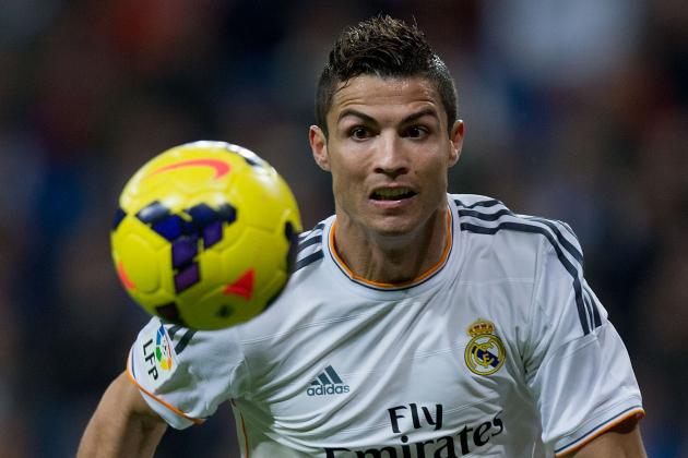 GIF: Cristiano Ronaldo Hat-Trick Leads Real Madrid Against Real Sociedad