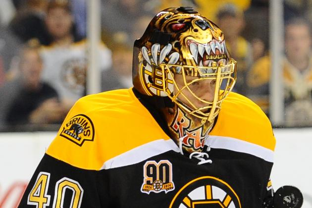 Tuukka Rask Key as Bruins Get Their Bearings Defensively