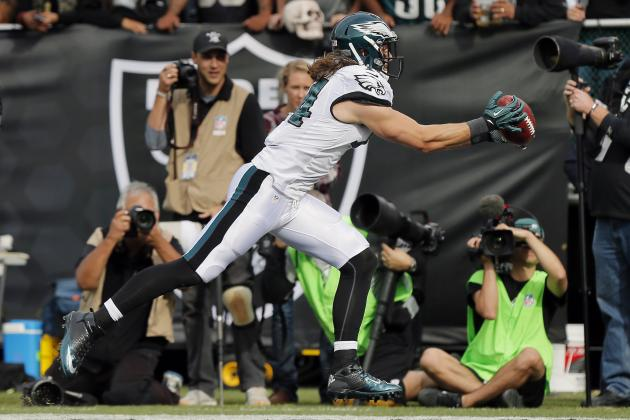 Should the Philadelphia Eagles Re-Sign Riley Cooper After 2013?