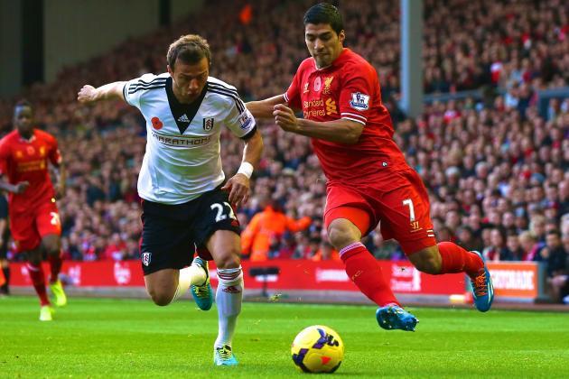 Liverpool vs. Fulham: Premier League Live Score, Highlights, Recap