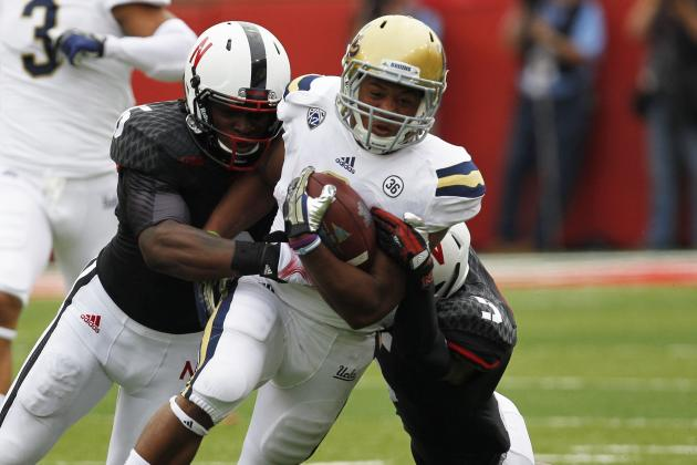 UCLA's Leading Rusher a No-Go Again