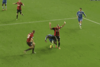 GIF: Chelsea Rescue Draw Against West Brom with Controversial Late Penalty