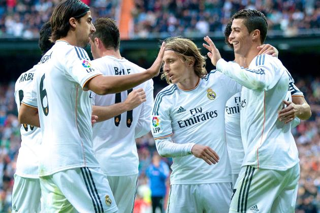 Madrid Maul Sociedad: Is There a Better Front Three in Europe at the Moment?