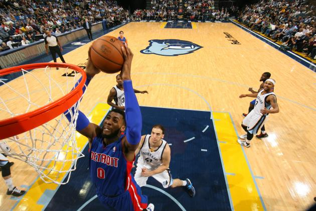 How Soon Before Detroit Pistons' Andre Drummond Dominates Eastern Conference?