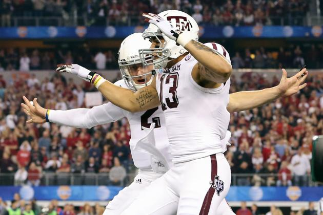 Mississippi State vs. Texas A&M: Live Game Grades and Analysis for the Aggies