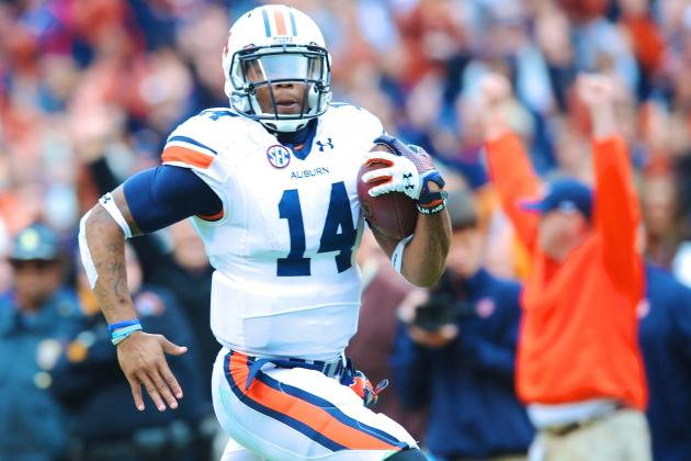 Auburn vs. Tennessee: Live Scores and Highlights
