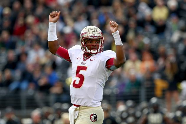 Jameis Winston's Updated 2013 Heisman Outlook After Win over Wake Forest
