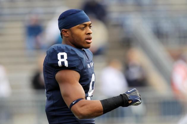 Allen Robinson Sets Penn State Record for Most Receiving Yards in a Season