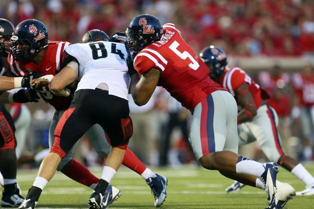 Nkemdiche Ejected for Flagrant Foul