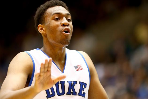 Jabari Parker's True Value Will Be Measured in Huge Duke vs. Kansas Clash