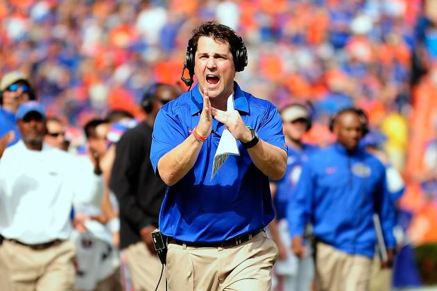 Vanderbilt vs. Florida: Gators Can Forget About Playing in a Bowl Game Now