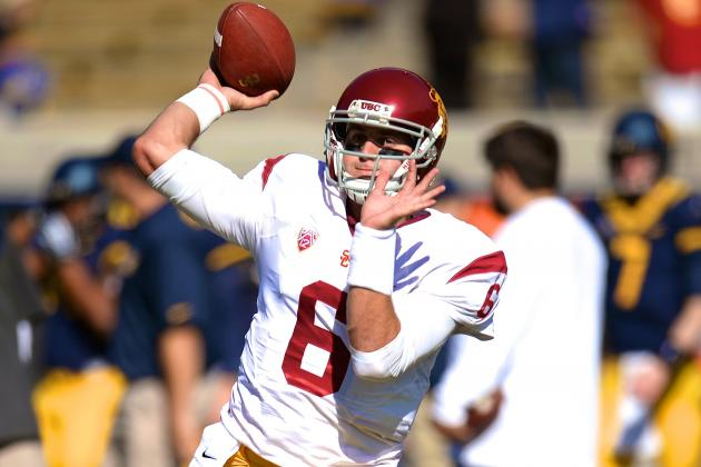 USC vs. California: Live Score and Highlights