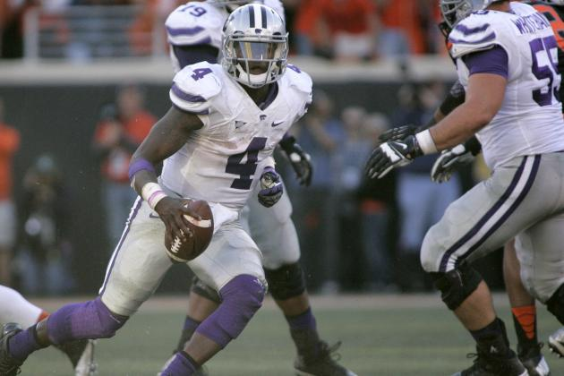 Waters, Kansas St. Rout No. 25 Texas Tech