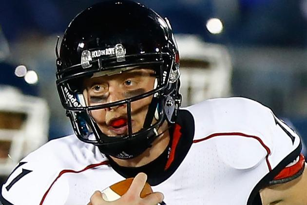 Cincinnati Holds on for 28-25 Win over SMU