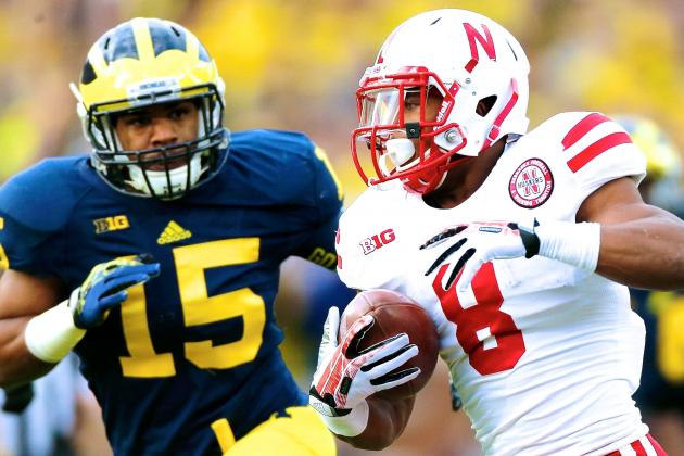Nebraska vs. Michigan: Live Score and Highlights
