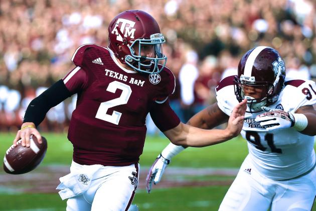Mississippi State vs. Texas A&M: Live Score and Highlights