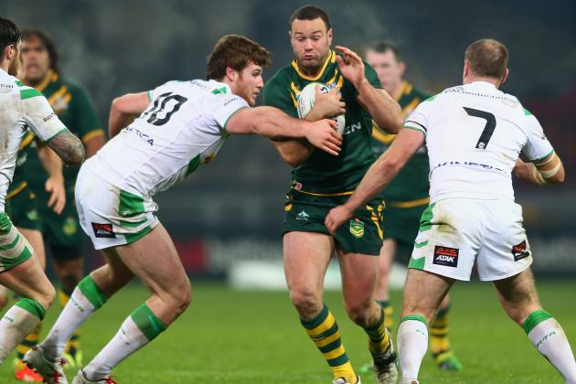 Rugby League World Cup: Australia vs. Ireland Result and Post-Match Reaction