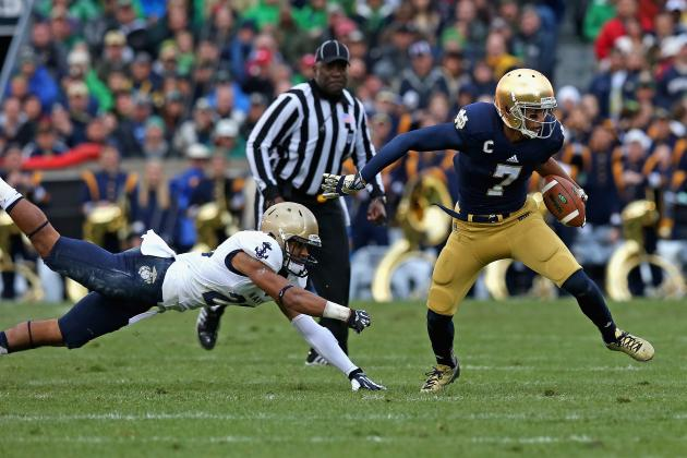 Notre Dame vs. Pitt: Live Game Grades and Analysis for the Irish