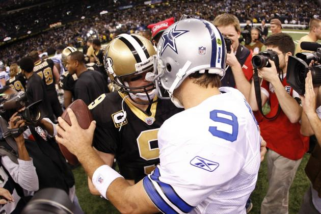 Dallas Cowboys vs. New Orleans Saints: What Twitter's Saying Plus Predictions