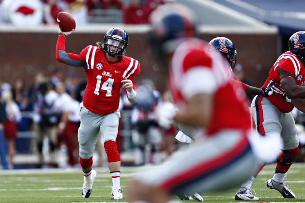 Ole Miss Looks Capable of Beating Missouri After Surviving vs. Arkansas