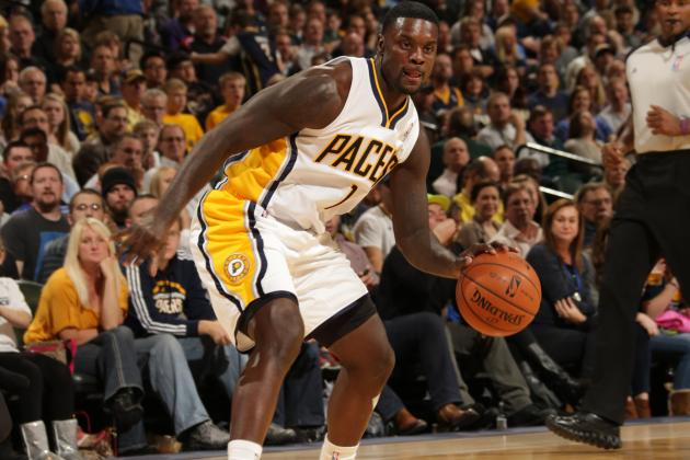 Lance Stephenson Wants to Stay with the Pacers