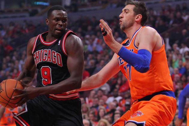 Andrea Bargnani's Defense Impresses Mike Woodson