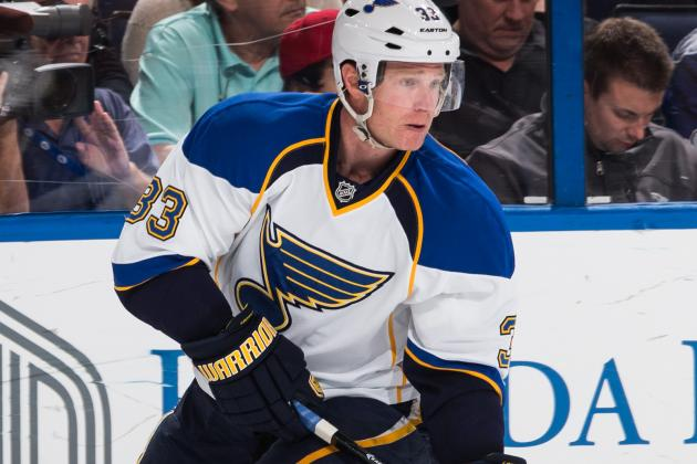 Blues' Leopold out with Hand Injury, but for How Long?