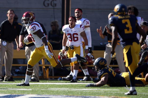 USC vs. California: Live Game Grades and Analysis for the Trojans