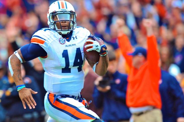 Continue to Doubt Auburn and the Tigers Will Keep Proving You Wrong