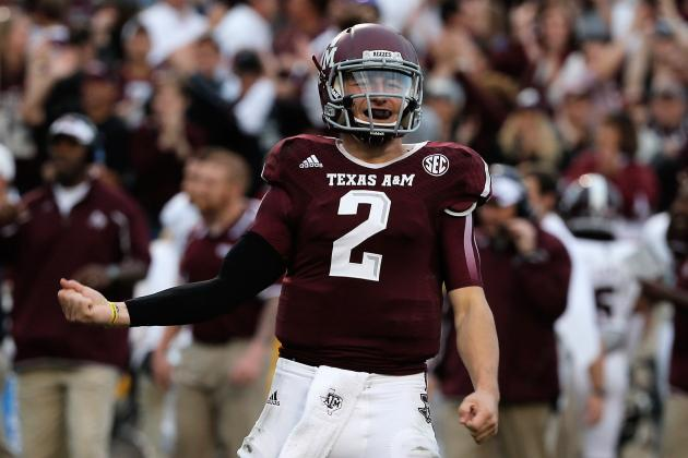 Johnny Manziel's Updated 2013 Heisman Outlook After Win over Mississippi State