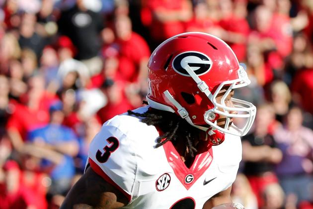Gurley Says His Ankle Is 'Pretty Good'