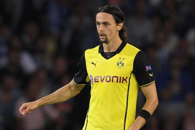 Neven Subotic Injury: Dortmund Defender Tears Cruciate Ligament in Knee