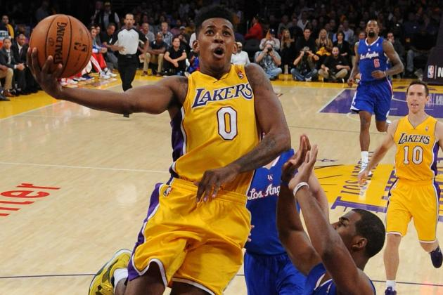 Is Nick Young 'Kobe Lite' at a Dollar Store Price?