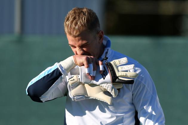 Manchester City Plot Victor Valdes Transfer That Could Be Curtains for Joe Hart