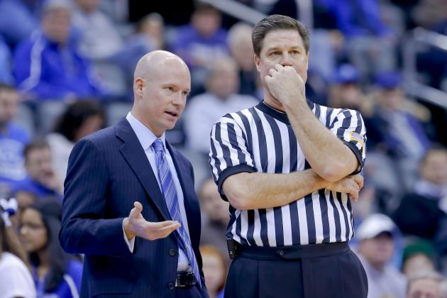 Seton Hall and Niagara Rack Up 73 Fouls, 102 Free-Throw Attempts in Single Game